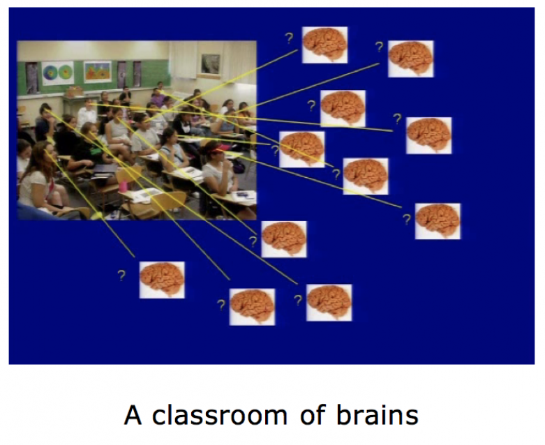 Classroom of Brains